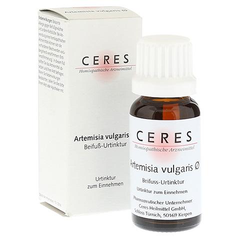 CERES Artemisia vulgaris Urtinktur 20 Milliliter N1