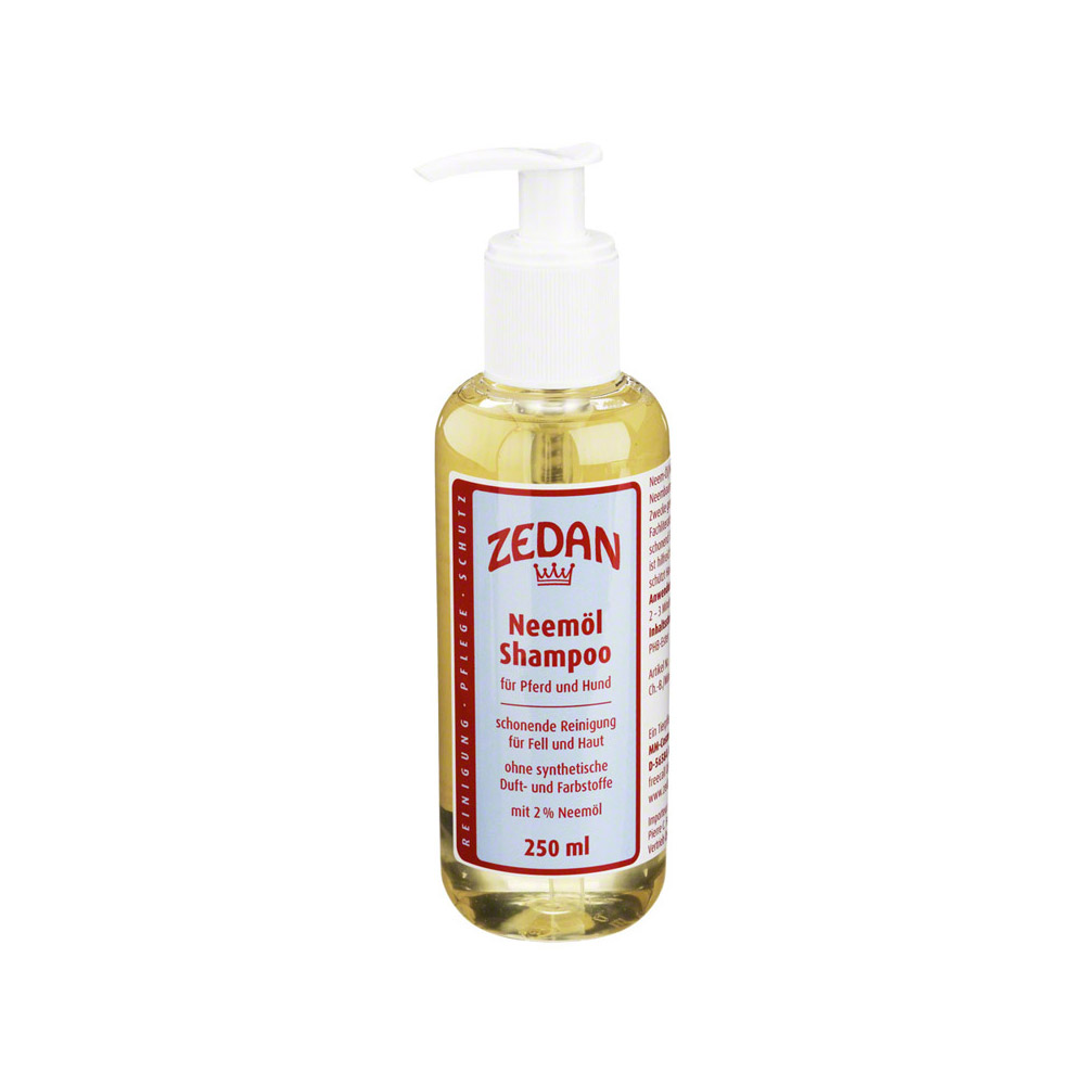 zedan neem l shampoo vet 250 milliliter online bestellen medpex versandapotheke. Black Bedroom Furniture Sets. Home Design Ideas