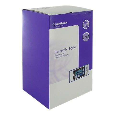 PARADIGM 5 Reservoir Bigpack 1,8 ml inkl.Batter. 50 Stück