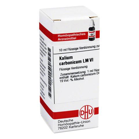 LM KALIUM carbonicum VI Dilution 10 Milliliter N1