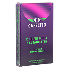 CAFECITO Kapseln 11 Stück