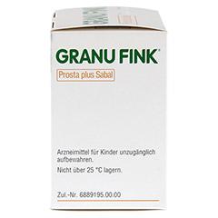 GRANU FINK Prosta plus Sabal 120 Stück - Linke Seite