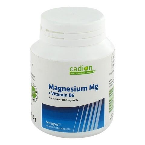 CADION Magnesium Kapseln+B6 90 St�ck