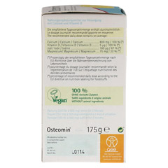 OSTEOMIN Tabletten 350 St�ck - Linke Seite