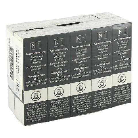 NIGERSAN D 5 Tropfen 10x10 Milliliter N2