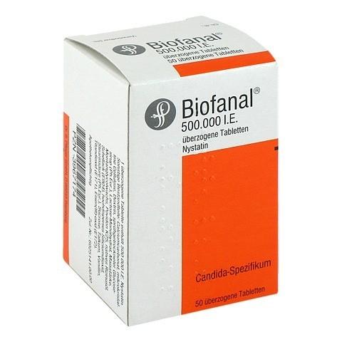 Biofanal 500000I.E. 50 Stück N2