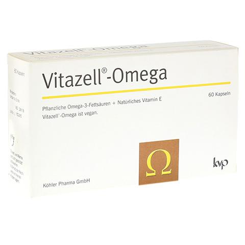 VITAZELL-Omega Kapseln 60 Stück