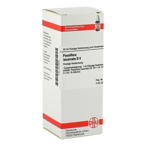 PASSIFLORA INCARNATA D 4 Dilution 50 Milliliter N1