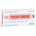 Percoffedrinol N 50mg 20 St�ck N1
