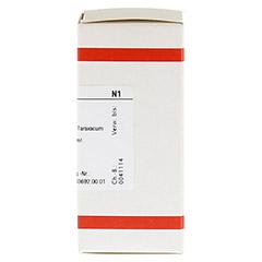 TARAXACUM D 4 Tabletten 80 St�ck N1 - Rechte Seite