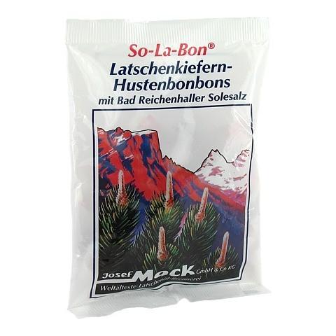 SOLE-LATSCHENKIEFERN Hustenbonbons So-La-Bon 75 Gramm