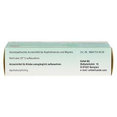 CEFAMIG Tabletten 100 Stück N1 - Unterseite