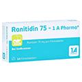 Ranitidin 75-1A Pharma 14 St�ck