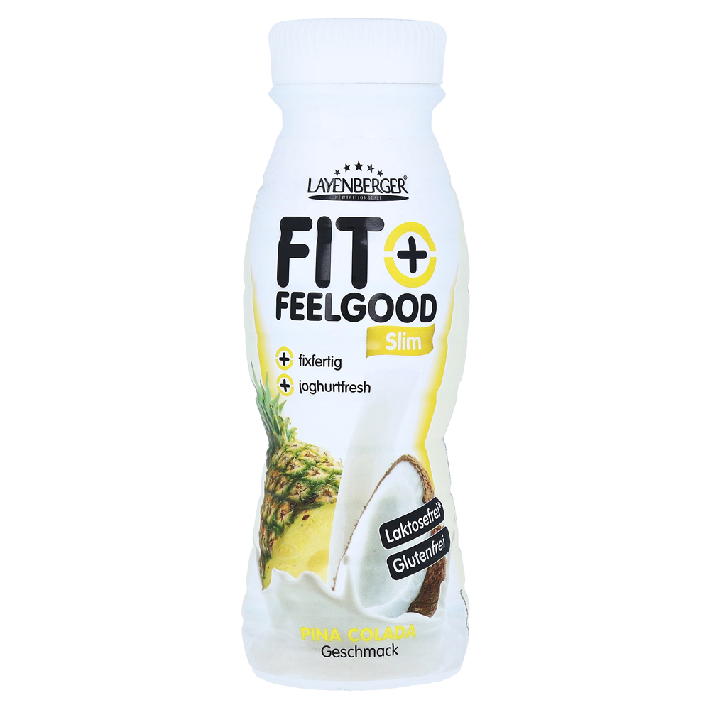 fit feelgood fixfertig pina colada diaet shake 312 milliliter online bestellen medpex. Black Bedroom Furniture Sets. Home Design Ideas