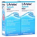 ARTELAC Splash MDO Augentropfen 2x10 Milliliter