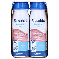FRESUBIN ENERGY DRINK Erdbeere Trinkflasche 6x4x200 Milliliter - Rechte Seite