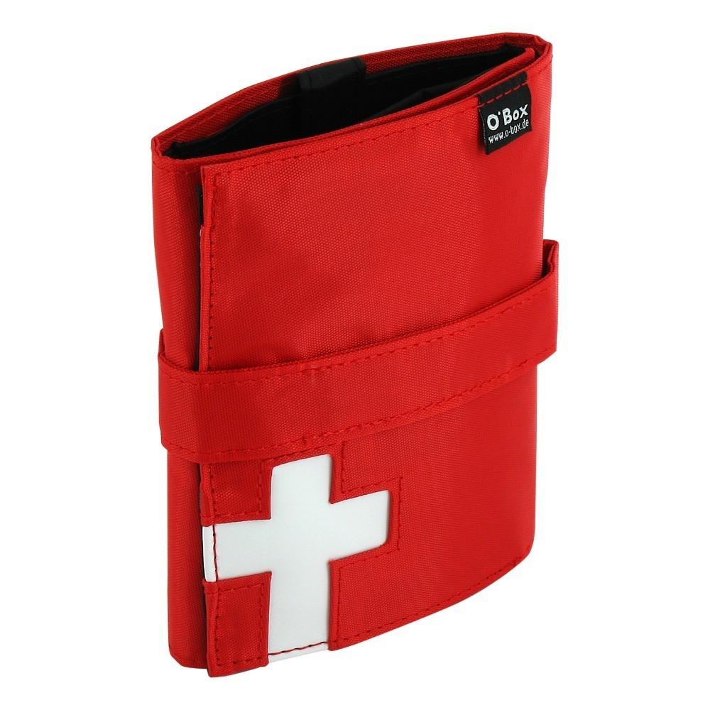 reiseapotheke mini pocket rot ca din a6 1 st ck online. Black Bedroom Furniture Sets. Home Design Ideas
