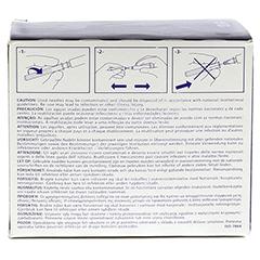 BD MICROLANCE Kanüle 19 G 1 1/2 1,1x40 mm 100 Stück - Rückseite