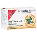H&S Hals- und Rachentee Filterbeutel 20 St�ck