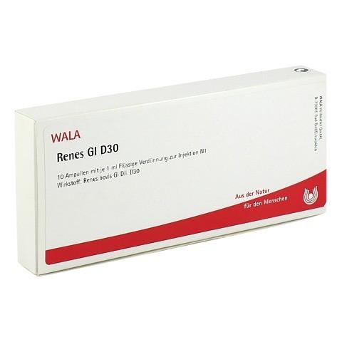 RENES GL D 30 Ampullen 10x1 Milliliter N1