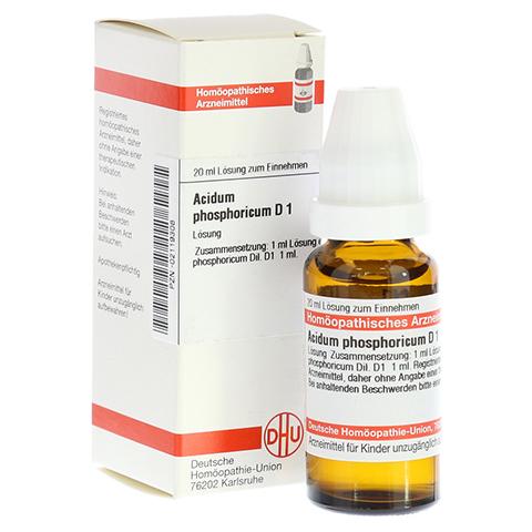 ACIDUM PHOSPHORICUM Urtinktur D 1 20 Milliliter N1