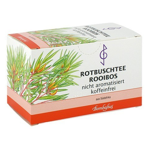 ROTBUSCH Tee Filterbeutel 20x2 Gramm