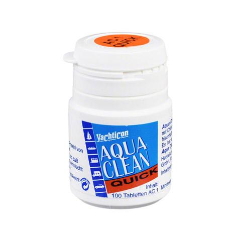 AQUA CLEAN T 1 Quick Tabletten 100 St�ck