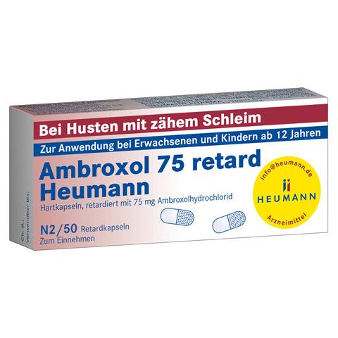 Ambroxol 75 retard Heumann 50 St�ck N2