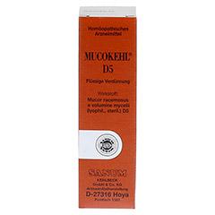 MUCOKEHL Tropfen D 5 10 Milliliter N1 - Vorderseite