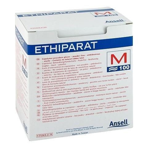 ETHIPARAT Untersuch.Handsch.ster.mittel M3345 100 Stück