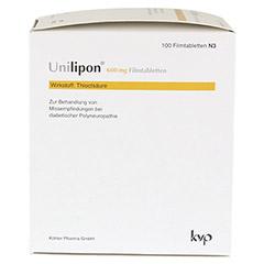 Unilipon 600mg 100 Stück N3 - Rechte Seite