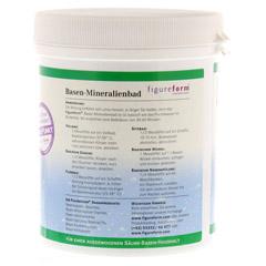 FIGUREFORM Basen Mineralien Bad 1500 Gramm - Rechte Seite