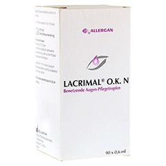 LACRIMAL O.K. N Augentropfen 90x0.6 Milliliter
