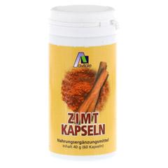ZIMT KAPSELN 500 mg+Vitamin C+E 60 Stück