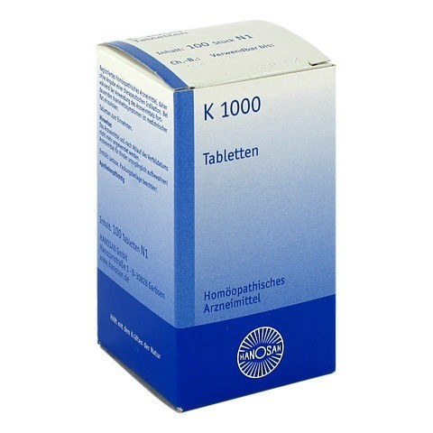 K 1000 Tabletten 100 St�ck N1