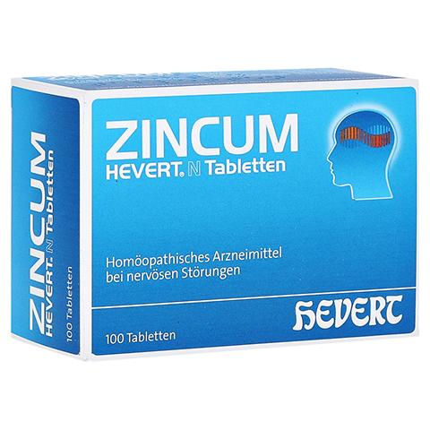 ZINCUM HEVERT N Tabletten 100 Stück N1