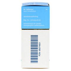 BIOCHEMIE DHU 13 Kalium arsenicosum D 6 Tabletten 80 Stück N1 - Rechte Seite