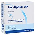 LAC OPHTAL MP Augentropfen 3x10 Milliliter