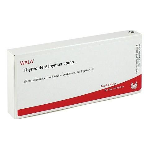 THYREOIDEA/ THYMUS COMP. Ampullen 10x1 Milliliter N1