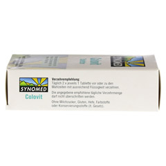 COLOVIT Tabletten 60 St�ck - Oberseite