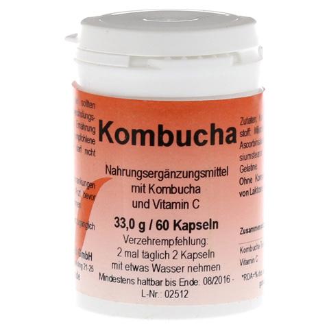 KOMBUCHA KAPSELN 60 St�ck