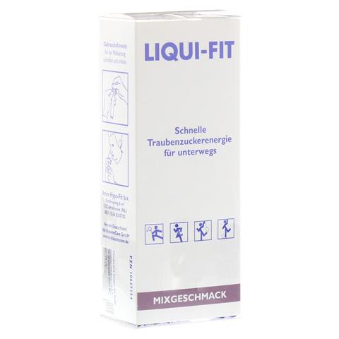 LIQUI FIT flüssige Zuckerlösung Geschmacksmix Btl. 12 Stück