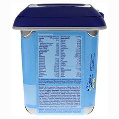 APTAMIL Pronutra Pre Anfangsmilch SAFEBOX Pulver 800 Gramm - Rechte Seite