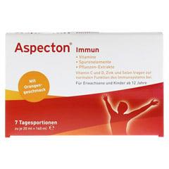ASPECTON Immun Trinkampullen 7 St�ck - Vorderseite