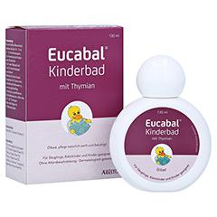 EUCABAL Kinderbad mit Thymian 130 Milliliter