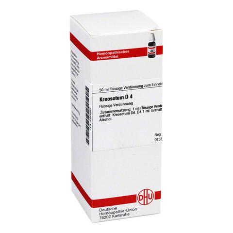 KREOSOTUM D 4 Dilution 50 Milliliter N1