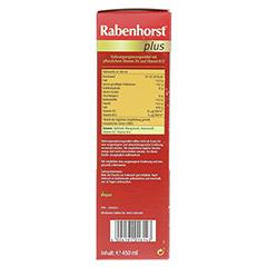 RABENHORST Vegan Extra plus Saft 450 Milliliter - Rechte Seite