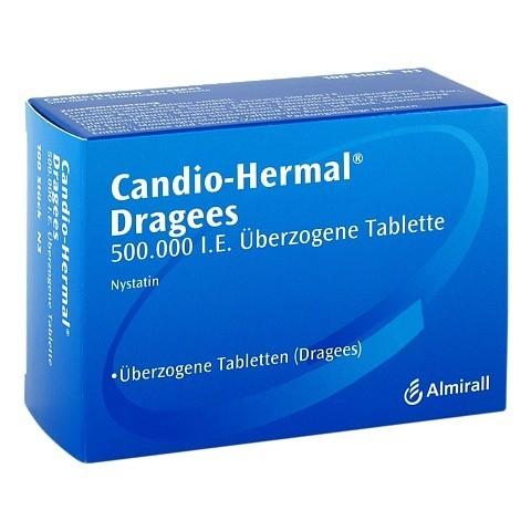 Candio-Hermal Dragees 100 Stück N3