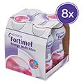 FORTIMEL Energy Multi Fibre Erdbeergeschmack 8x4x200 Milliliter
