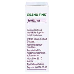 GRANU FINK femina 60 St�ck - Rechte Seite